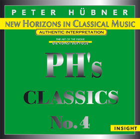 Peter Hübner,PH's Classics – No. 4