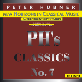 Peter Hübner,PH's Classics – No. 7