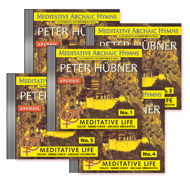 Peter Hübner, Meditative Life - Choir